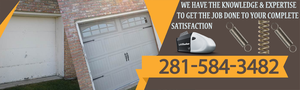Garage Door Repair Manvel TX banner